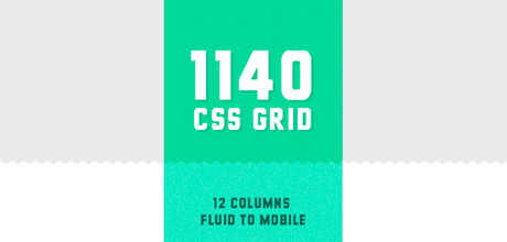 The 1140px CSS Grid System