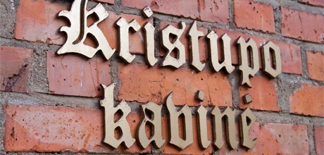 Typography in Vilnius 1